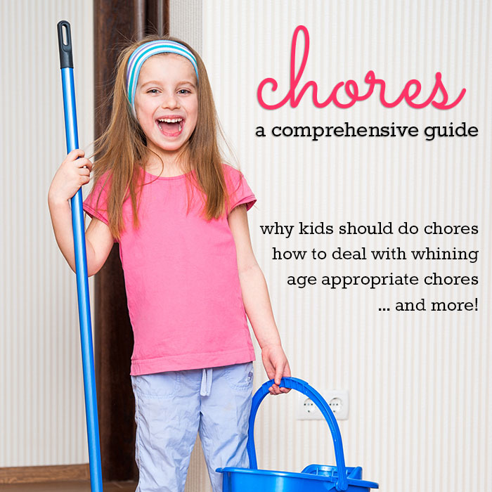 Chores for Kids: a comprehensive guide