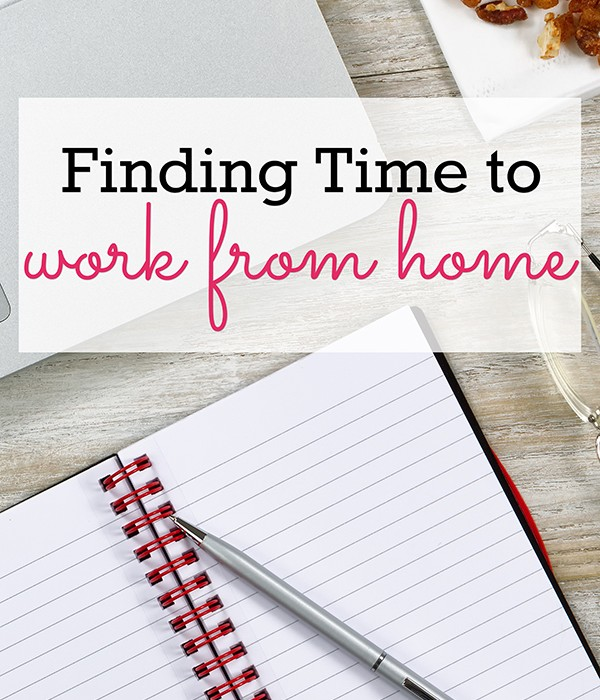 Finding the Time to Work from Home
