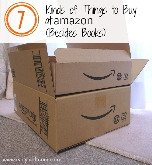 What to buy at Amazon