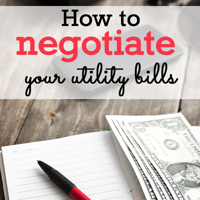 You probably knew you can negotiate your cable bill, but did you know you can also negotiate a bunch of other bills? It's true and this post gives advice on what bills are negotiable plus a specific script for what to say when you call customer service. It's really easy to do and you might just save a bundle!