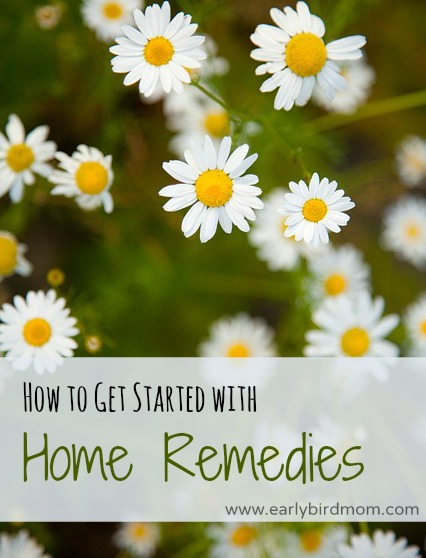 How to Get Started with Home Remedies