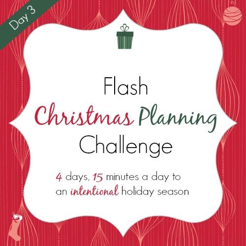 Christmas Plan Day 3: Things to Bake