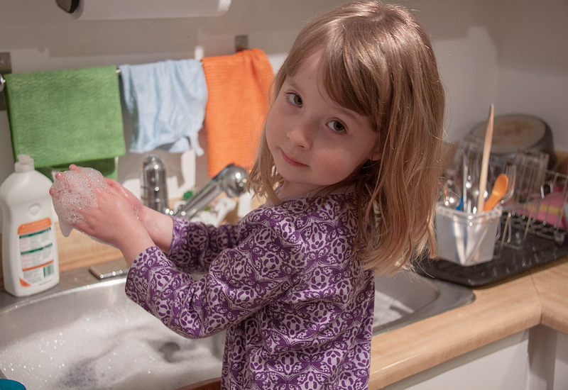 Guidelines for Appropriate Chores (and am I asking too much of my child)?