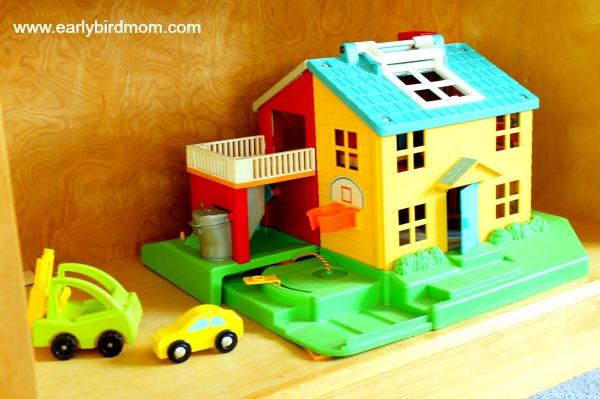 Homeschool Room Toys