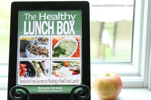 Easy Inspiration for a Healthy Lunchbox
