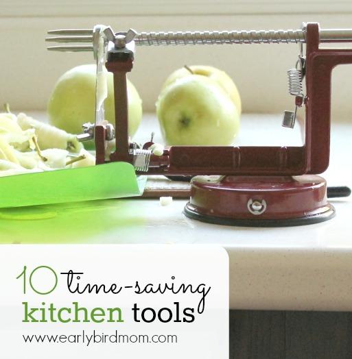Top 10 Time-saving Kitchen Tools