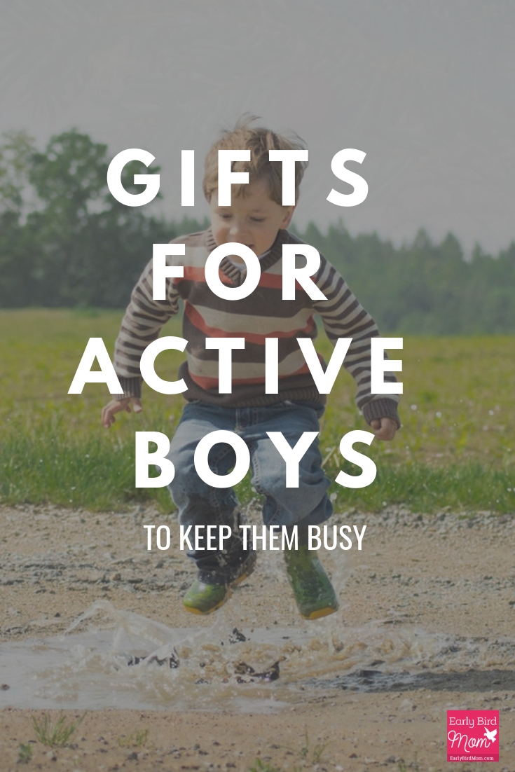 Christmas Gifts For Boys.Gifts For Active Boys Who Don T Need More Crappy Toys