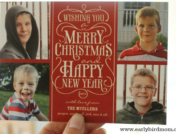 Early Christmas cards