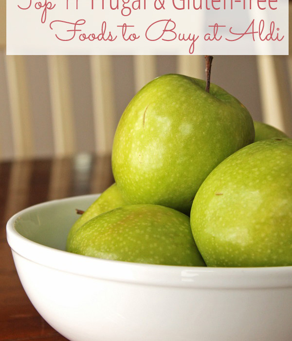Top 11 Frugal Gluten-free Foods to Buy at Aldi