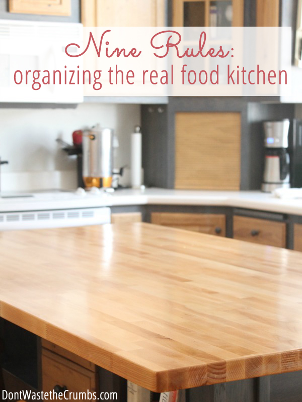 9-Rules-for-Organizing-the-Real-Food-Kitchen