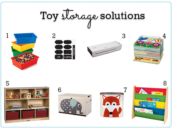 If toys are taking over in your living room or a source of clutter in the kids room, it's time for some organization! These toy storage tips and ideas on how to organize toys are straight out of a preschool classroom. With a couple tweaks, your play areas will be organized! Don't miss the part about how to do a toy rotation.