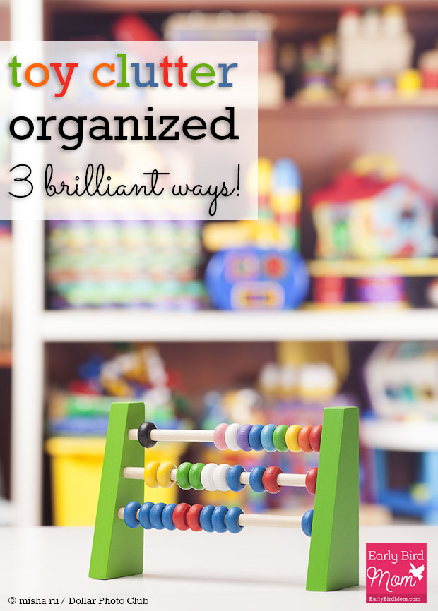 If Toys Are Taking Over In Your Living Room Or A Source Of Clutter In The