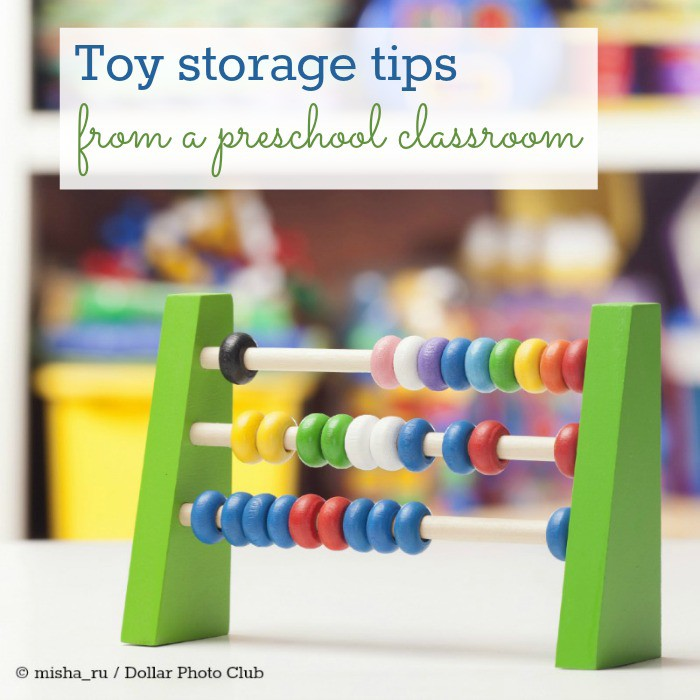 Oh, the toys! If toys are taking over in the living room or the kids room, take charge of the clutter with these toy storage tips and ideas straight from a preschool classroom. With a couple tweaks, your play areas will be organized! The most important tip of all is #5!