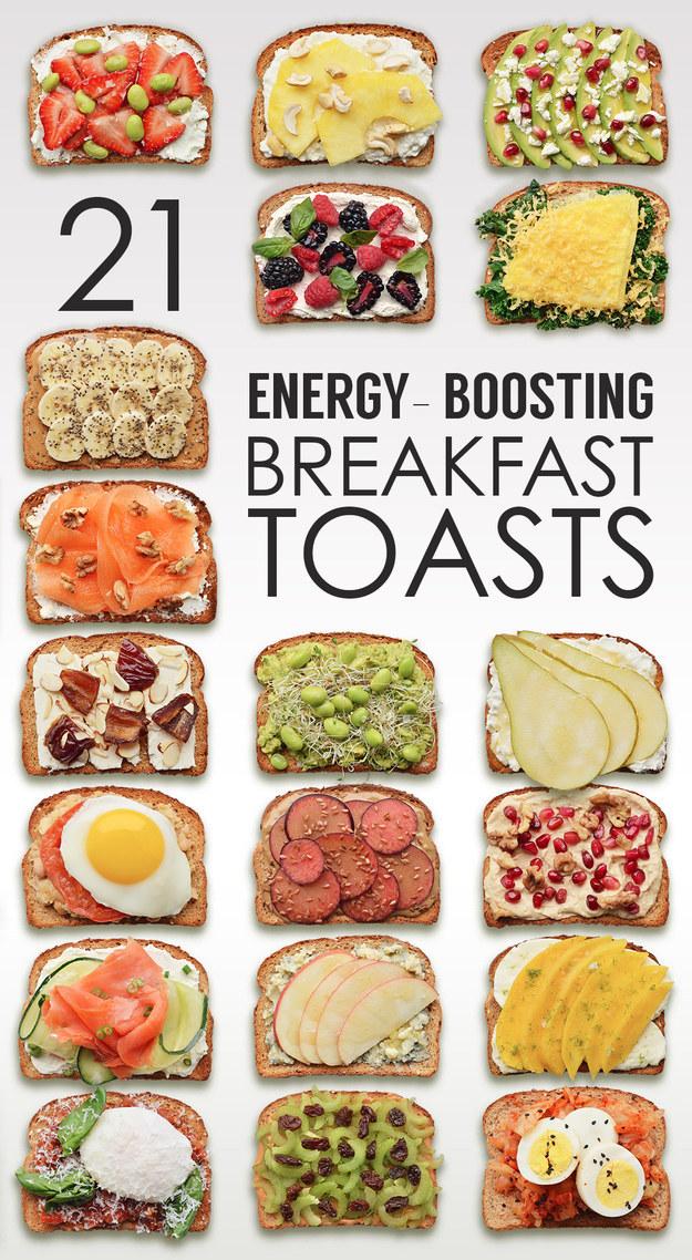 24 healthy breakfast ideas for busy days