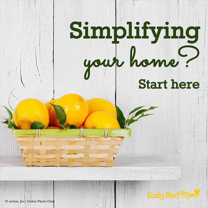Simplifying Your Home: Need Help Simplifying Your Home? Start Here.