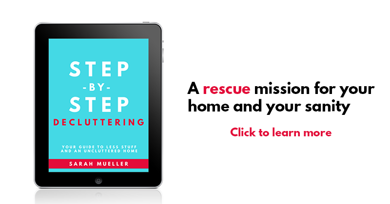 A rescue mission for your home and your sanity.