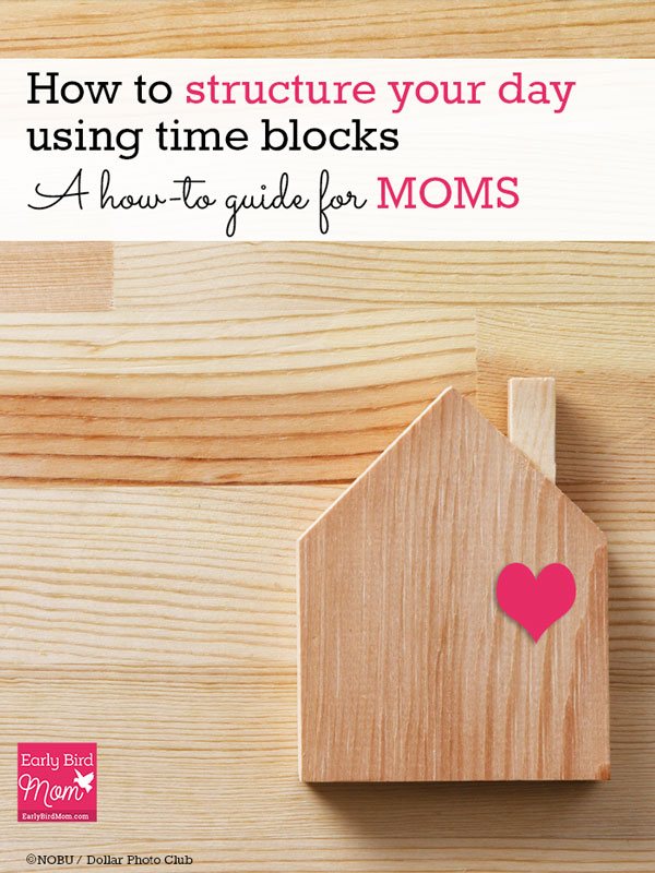 Do you have problems getting to all the cleaning, meals, and chores that a stay at home mom has to do for her family? See this post for tips and motivation on how to structure your day and make time for all the important things in life. A daily routine makes running a house so much easier!