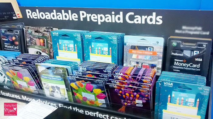 prepaid debit cards - Reloadable Prepaid Debit Card
