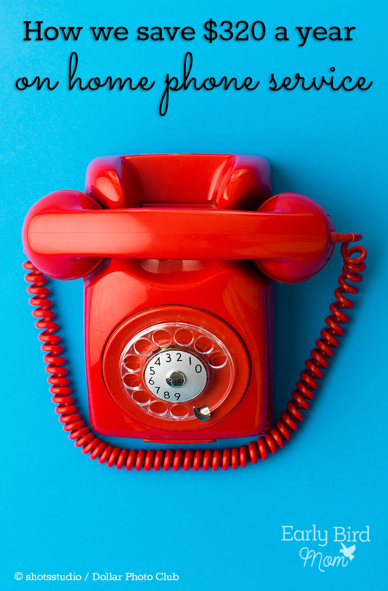 How we use a VoIP phone and save $320 a year