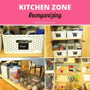 kitchen zone reorganizing cover