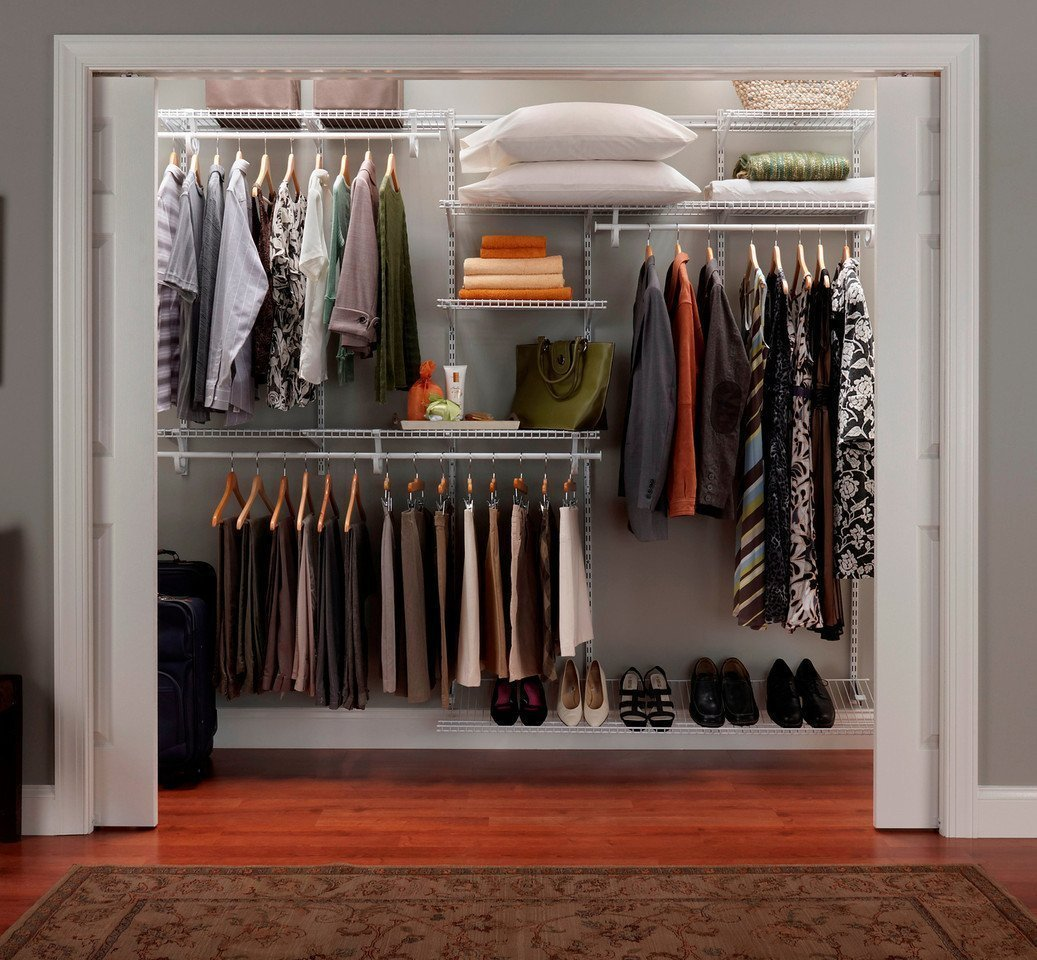 Organizing Your Closet Doesnu0027t Have To Be A Dreaded Chore. Spend Time  Working