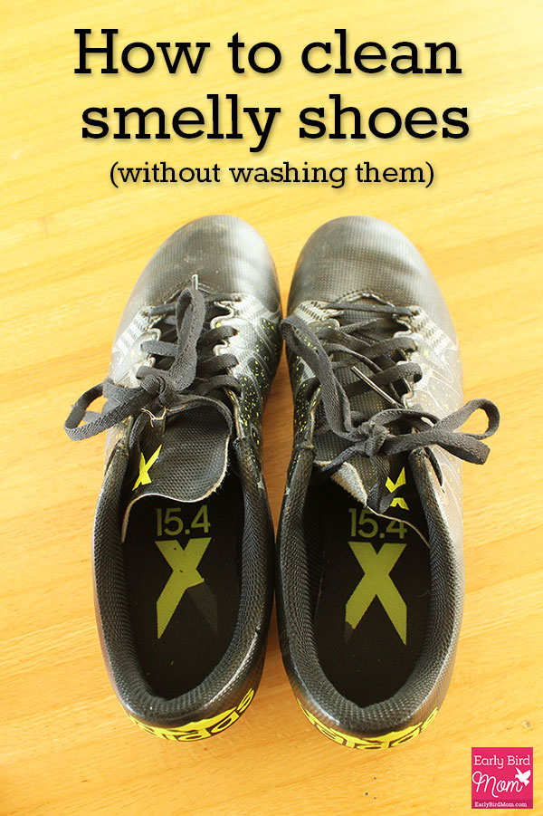 How to clean smelly shoes - How to clean shoes ...