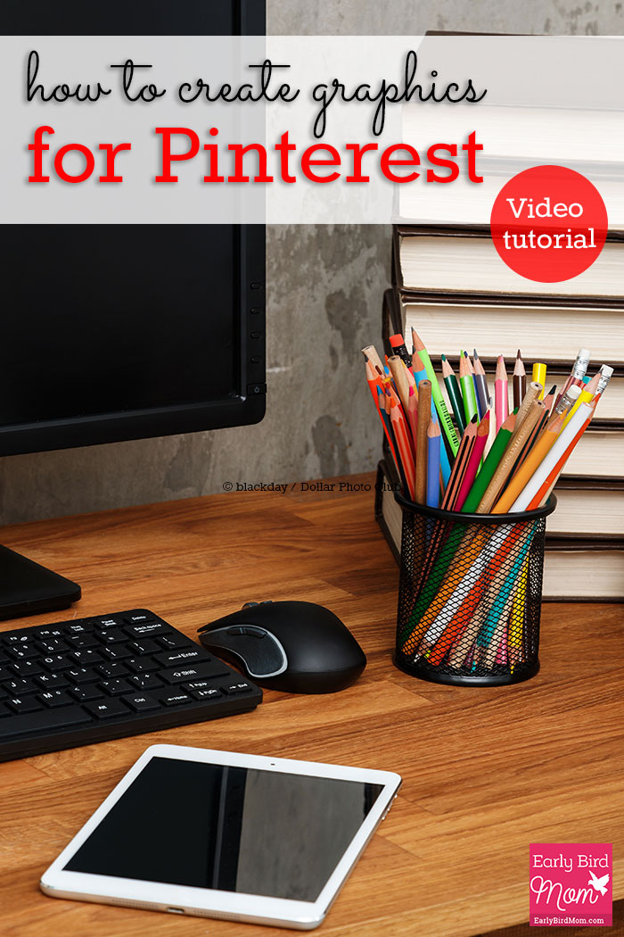 Learn how to create top notch pinnable images optimized for Pinterest with this video tutorial.