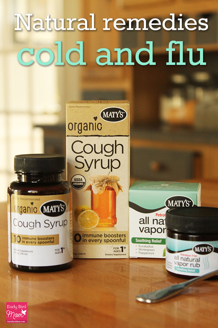 Fighting a cold or the flu? These natural remedies contain powerful immune boosters that will have you feeling better without all the side effects.