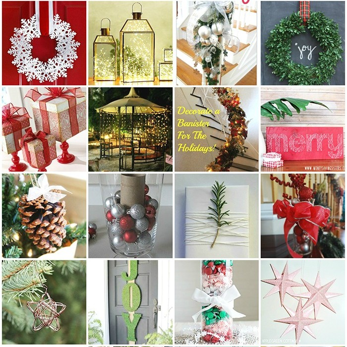 20 Easy Holiday Decorating Ideas