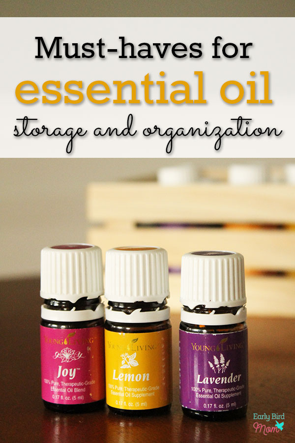 Essential Oil Storage And Organization Tips And Ideas. Get All Those  Wonderful Little Bottles Neatly