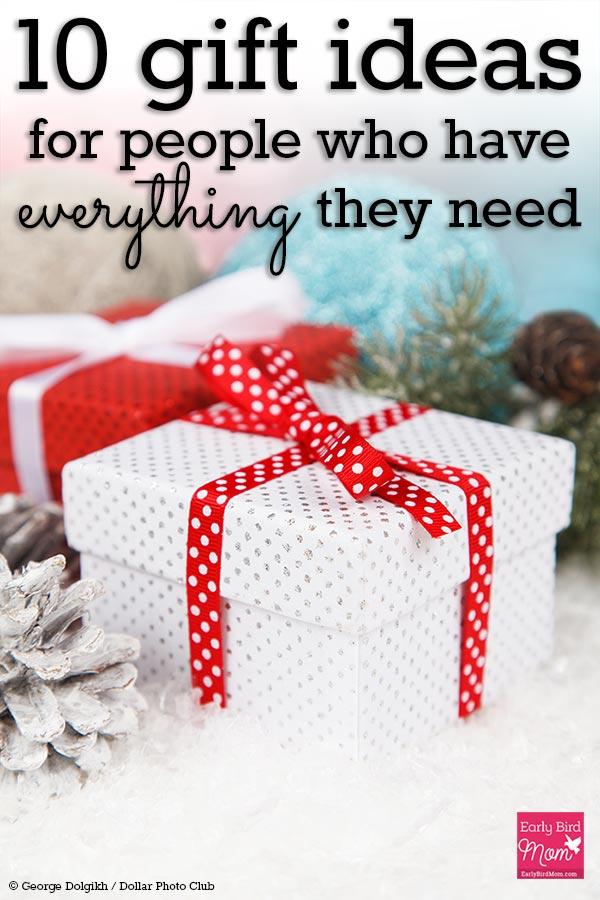 Ordinary I Need Christmas Gift Ideas Part - 6: Early Bird Mom
