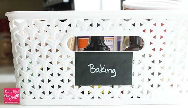 10 simple ways to show you how to make labels. I *love* labeling all kinds of things at home: jars, paper, baskets, and containers. This post has links to plenty of different ideas to inspire you.