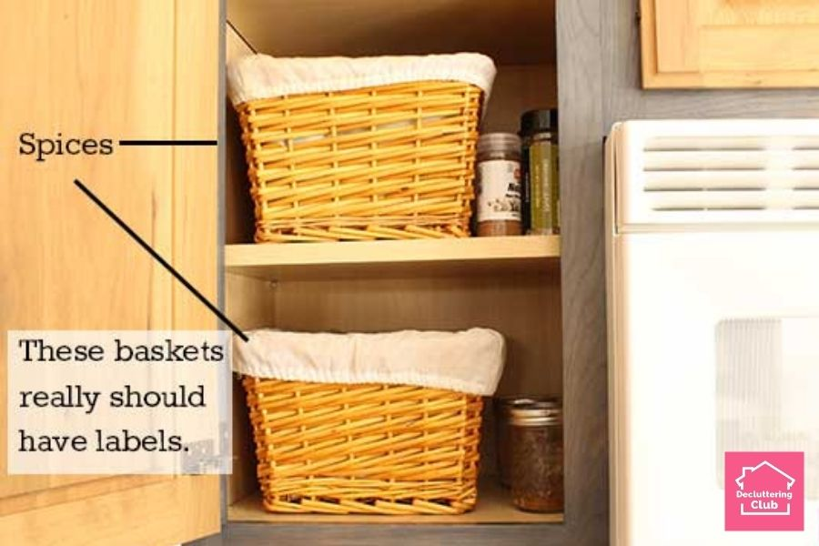 Organize your kitchen by using these simple principles. If you want kitchen organization tips and ideas, this post will give you tons of inspiration! Lots of photos of cupboards, cabinets and counters.