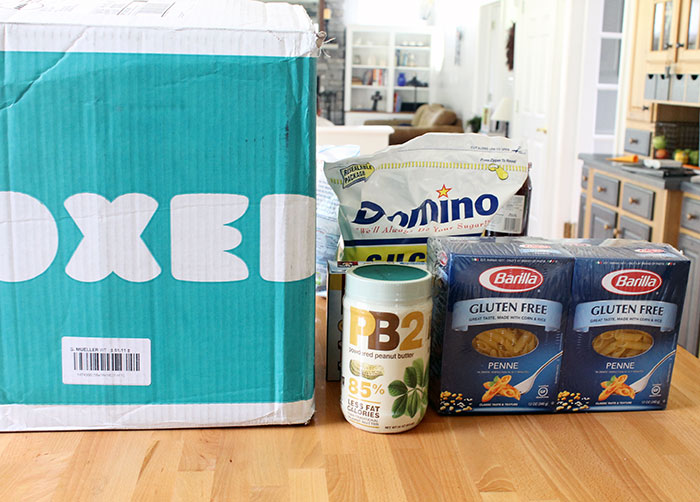 Have you heard of this online wholesale store called Boxed? I just saved a lot of money by ordering my groceries online. The prices are almost as good as ALDI's and it saves me tons of time. Love the free shipping, too.