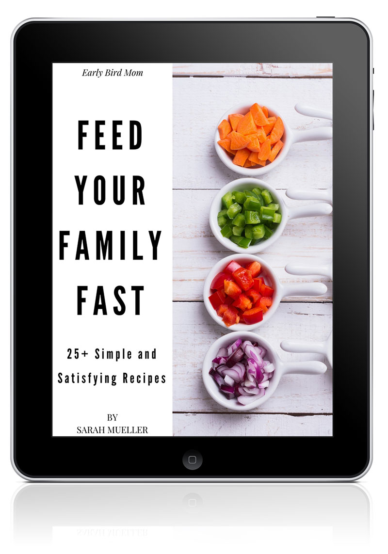 New resource - Feed Your Family Fast!