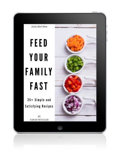 Save on groceries with the simple, satisfying meals in this cookbook.