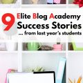 Elite Blog Academy Success Stories