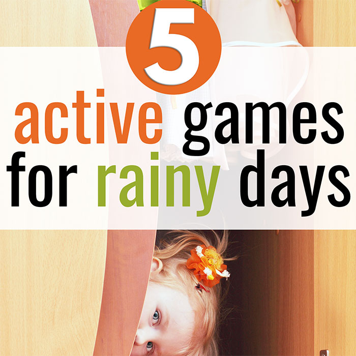 5 active games for rainy days
