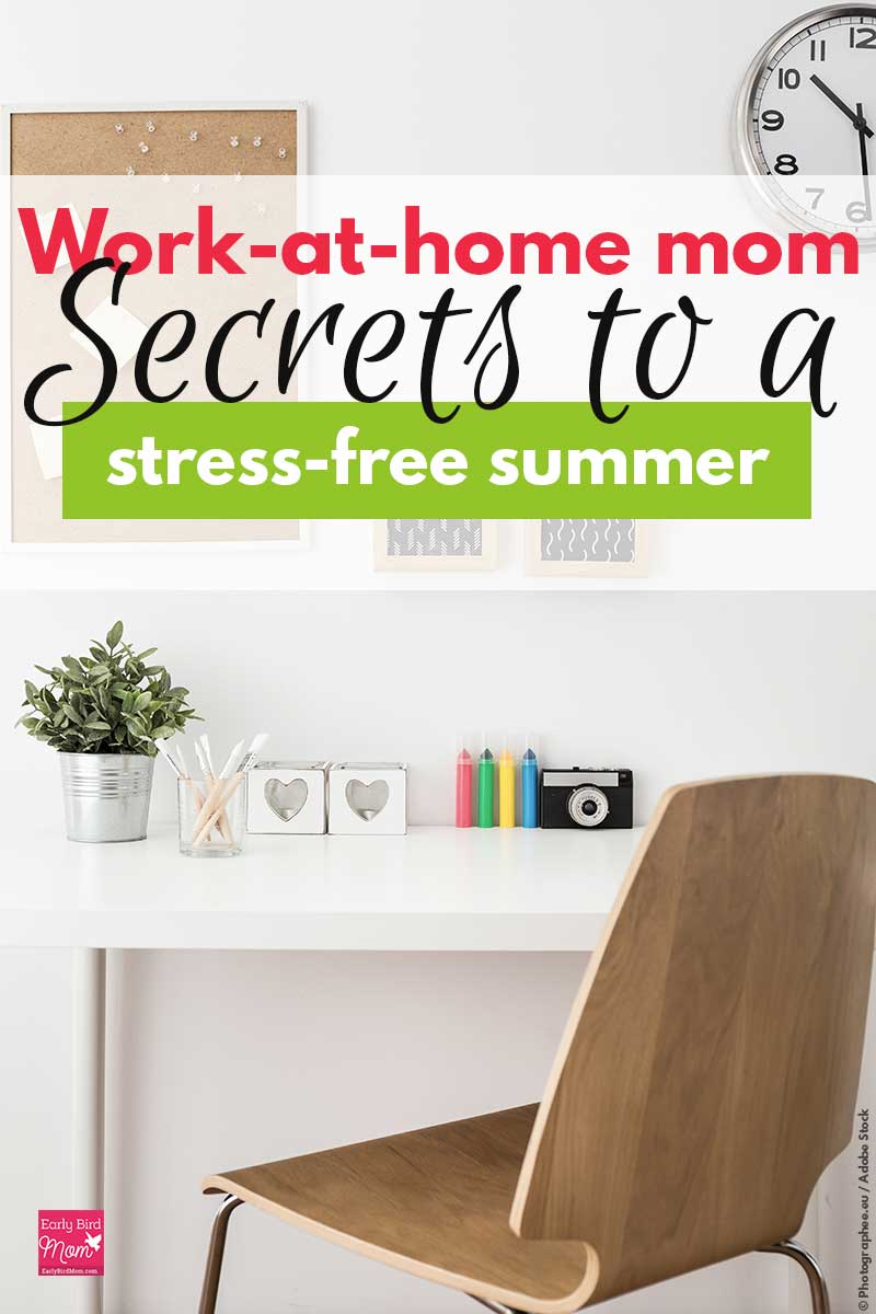 Keep your summer as a work at home mom fun and stress-free with these simple secrets #CarsGames #SpinMasterGames #Cars3
