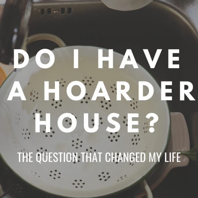 do i have a hoarder house