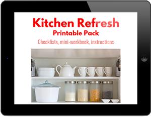 Kitchen Refresh Printable Pack