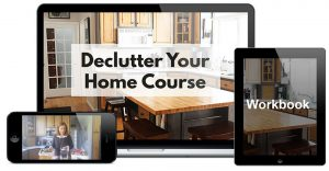 Declutter Your Home Course