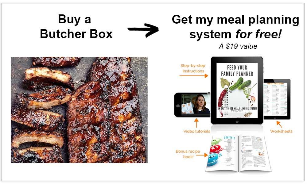 Butcher Box Bonus!
