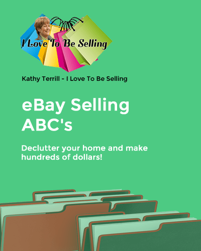 eBay Selling ABC's