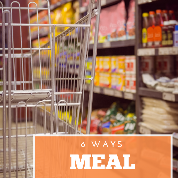 6 Ways Meal Planning Makes Your Life Easier | Early Bird Mom