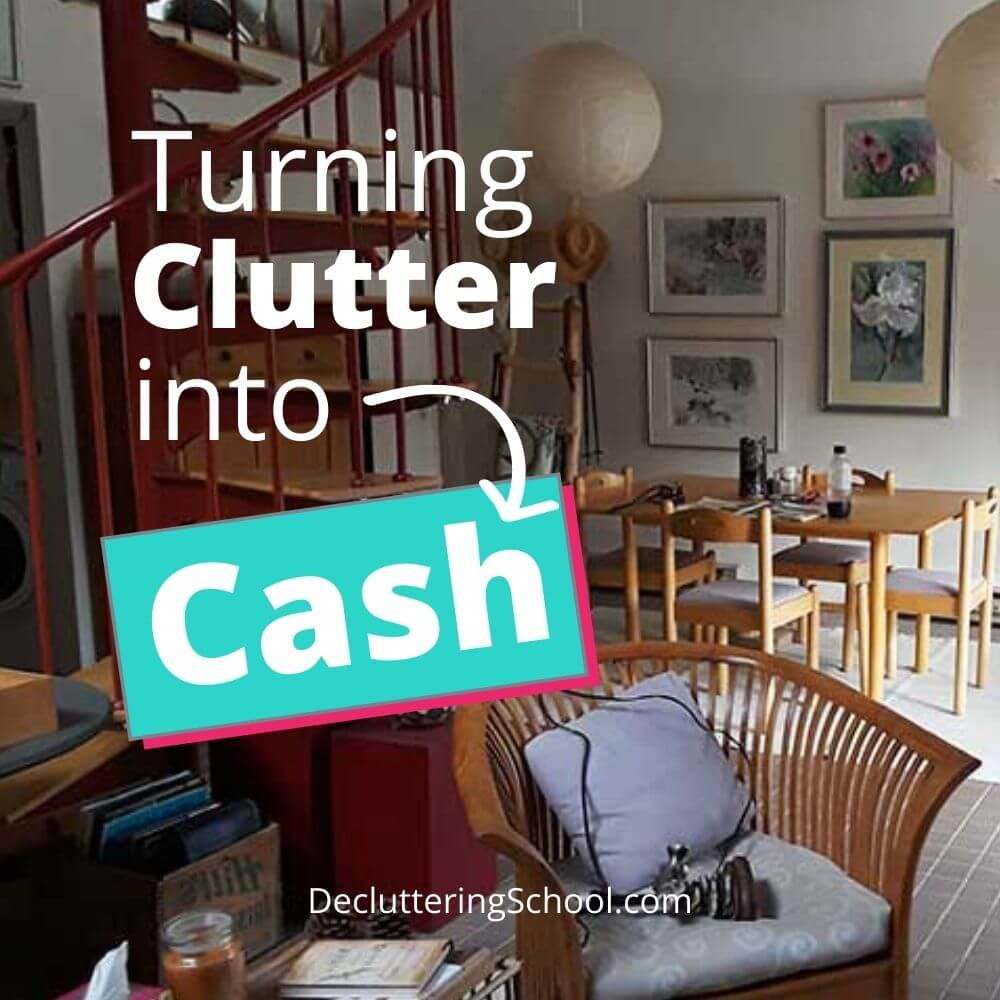 selling clutter for cash cover