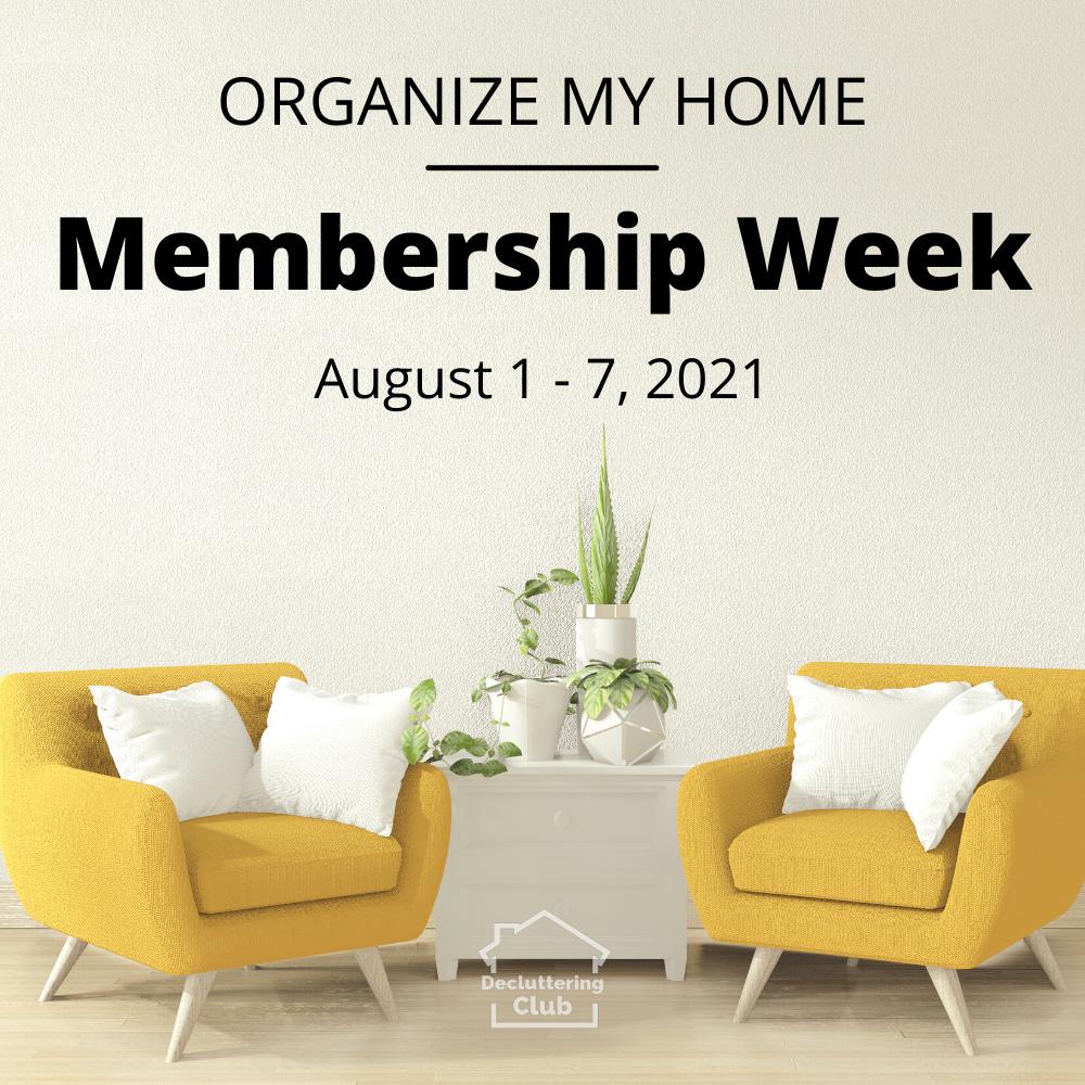 membership week