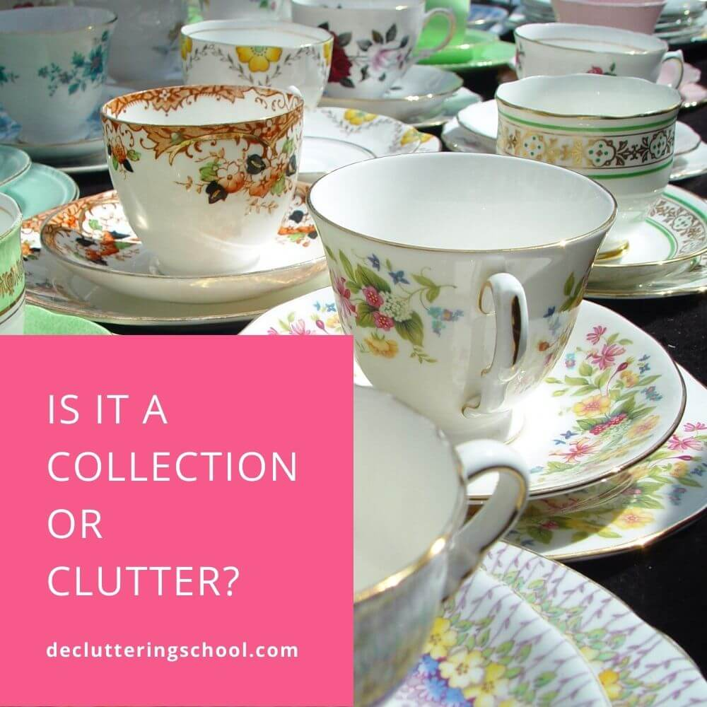 is it a collection or clutter cover