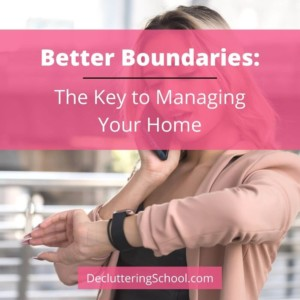 better boundaries to manage your home cover