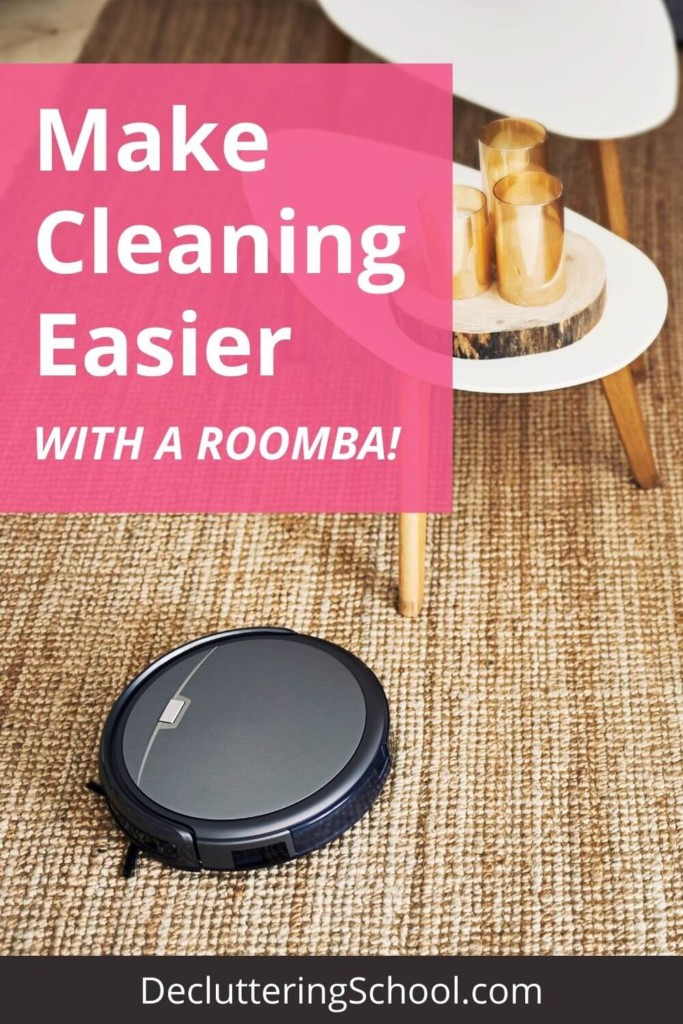 easier cleaning with roomba - is it right for you?